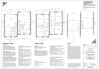 Building Regulations - Floor Plan