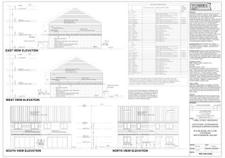 Building Regulations - Elevations