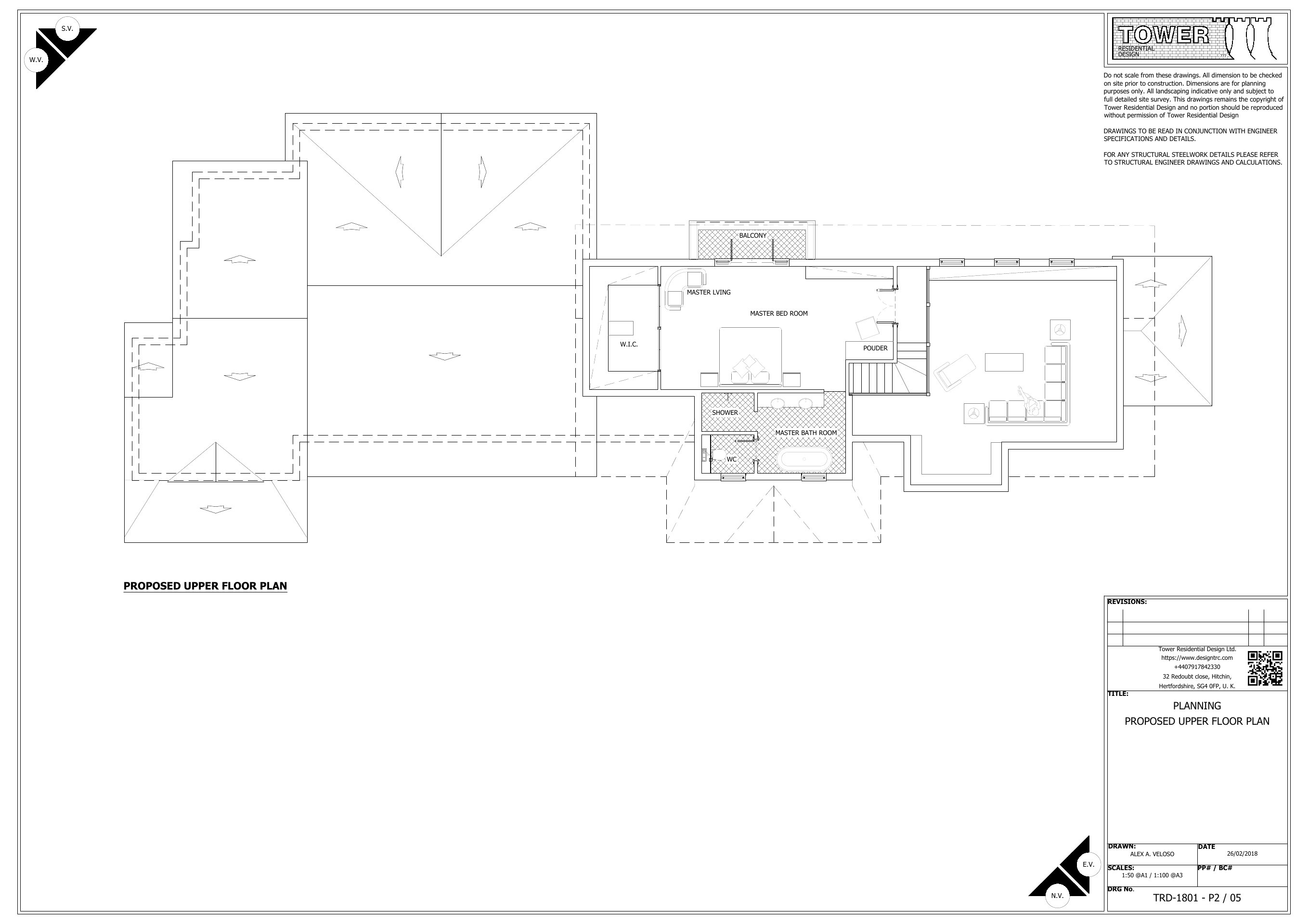 Baroque Architecture - Loft Floor Plan