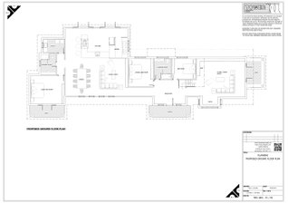 Baroque Architecture - Ground Floor Plan