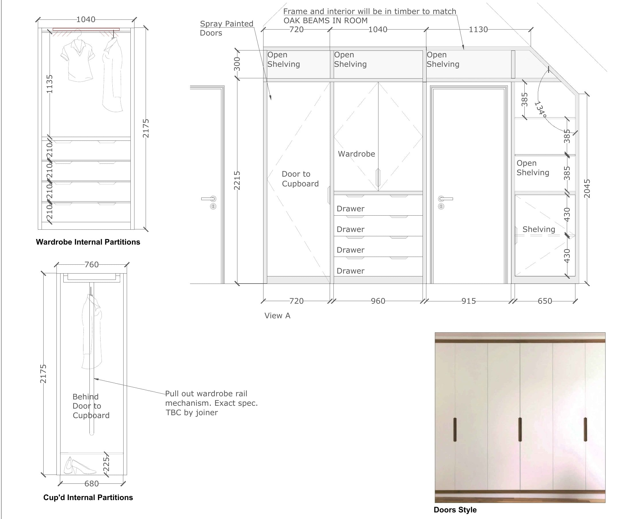 Build-in Wardrobe
