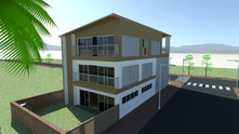 3D Model & Rendering & Architecture Drafting Services