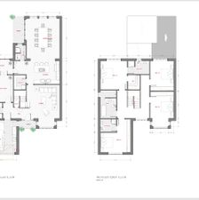 Architectural Plans for Planning Application - GF Floor